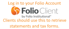 Folio Account Login Button